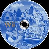 ウチ釣りっ! バスフィッシング Wii disc (RBTJ8P)