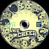 WE CHEER ~ウィーチア~ Wii disc (RCHJAF)