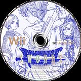 ドラゴンクエストソード -仮面の女王と鏡の塔- Wii disc (RDQJGD)
