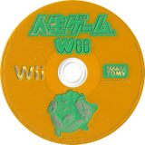 人生ゲームWii Wii disc (RJGJDA)