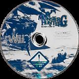 モンスターハンターG Wii disc (ROMJ08)