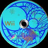 アークライズファンタジア Wii disc (RPJJ99)