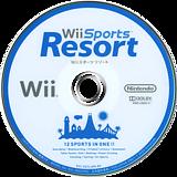 Wiiスポーツ リゾート Wii disc (RZTJ01)