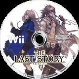 ラストストーリー Wii disc (SLSJ01)