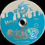 더 블랍 Wii disc (R6BK78)