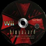 바이오하자드: 엄브렐러 크로니컬즈 Wii disc (RBUK08)