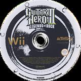 기타히어로3: 레전드 오브 락 Wii disc (RGHK52)
