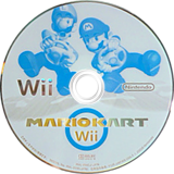 마리오 카트 Wii Wii disc (RMCK01)
