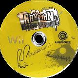 래이맨 엽기토끼 2 Wii disc (RY2K41)