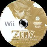 젤다의 전설- 황혼의 공주 Wii disc (RZDK01)