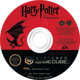 Harry Potter en de Vuurbeker GameCube disc (GH4H69)