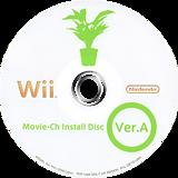 Movie-Ch Install Disc Ver. A Wii disc (091E00)