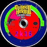 Guitar Hero 2K16 (Custom) CUSTOM disc (CGHE52)
