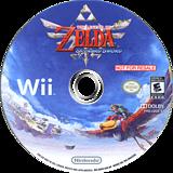 The Legend of Zelda: Skyward Sword (Demo) Wii disc (DAXE01)