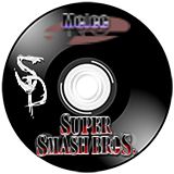 Super Smash Bros. Melee: SD Remix GameCube disc (G01E01)