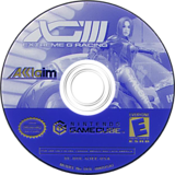 XGIII: Extreme G Racing GameCube disc (G3EE51)