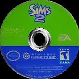 The Sims 2 GameCube disc (G4ZE69)
