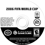 2006 FIFA World Cup GameCube disc (G6FE69)