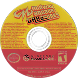 Midway Arcade Treasures GameCube disc (GAKE5D)
