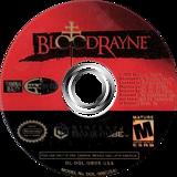 BloodRayne GameCube disc (GBDE5G)