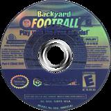 Backyard Football GameCube disc (GBFE70)