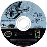 Bomberman Generation GameCube disc (GBGE5G)