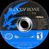 Bloody Roar: Primal Fury GameCube disc (GBLE52)