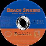 Beach Spikers: Virtua Beach Volleyball GameCube disc (GBSE8P)