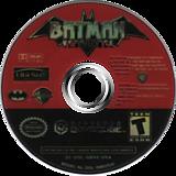 Batman: Vengeance GameCube disc (GBVE41)