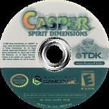 Casper: Spirit Dimensions GameCube disc (GCPE6S)