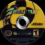 Crazy Taxi GameCube disc (GCTE51)
