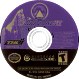 Dark Summit GameCube disc (GDSE78)