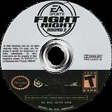 Fight Night Round 2 GameCube disc (GEYE69)