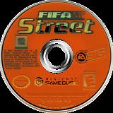 FIFA Street GameCube disc (GF8E69)