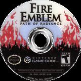 Fire Emblem: Path of Radiance GameCube disc (GFEE01)