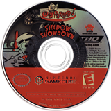 The Fairly OddParents - Shadow Showdown GameCube disc (GFOE78)