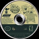 SpongeBob SquarePants:The Movie GameCube disc (GGVE78)