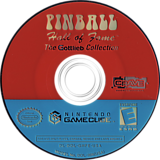 Pinball Hall of Fame: The Gottlieb Collection GameCube disc (GHFE4Z)