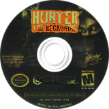 Hunter: The Reckoning GameCube disc (GHNE71)