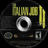 The Italian Job GameCube disc (GIBE4F)