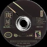 Ikaruga GameCube disc (GIKE70)