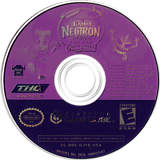 Jimmy Neutron:Attack of the Twonkies GameCube disc (GJYE78)