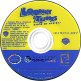 Looney Tunes: Back in Action GameCube disc (GLNE69)