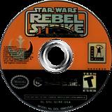 Star Wars Rogue Squadron III: Rebel Strike GameCube disc (GLRE64)