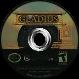 Gladius GameCube disc (GLSE64)