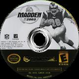 Madden NFL 2003 GameCube disc (GM3E69)