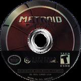 Metroid Prime GameCube disc (GM8E01)
