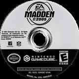 Madden NFL 2005 GameCube disc (GNQE69)