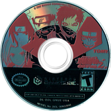 Naruto Clash of Ninja 2 GameCube disc (GNUEDA)