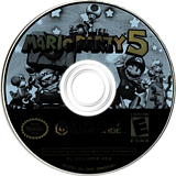 Mario Party 5 GameCube disc (GP5E01)